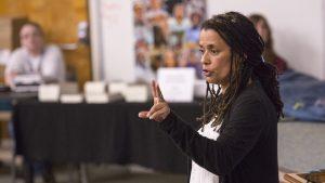 Dr. Carolyn Finney visits UNC Asheville