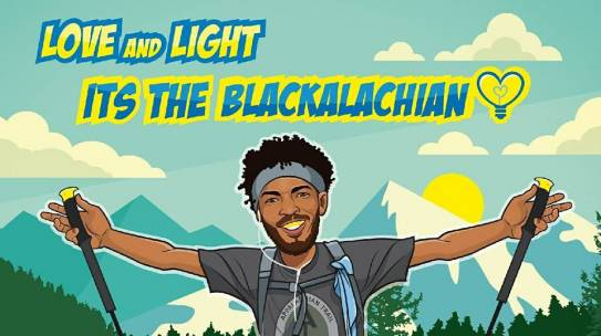 Love & Light: The Blackalachian on the Appalachian Trail